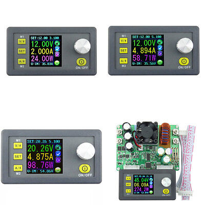 Constant Voltage Current Step-down Programmable Power Supply Module Lcd Buck