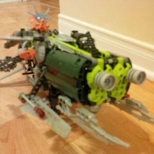Vaisseau Lego Bionicle Gatineau Ottawa / Gatineau Area image 3