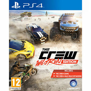 LOOKING FOR A MINT COPY OF THE CREW WILD RUN EDITION FOR PS4 Cambridge Kitchener Area image 1