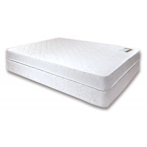 Deal Of The Day Queen Size Tight Mattress and Spring Box