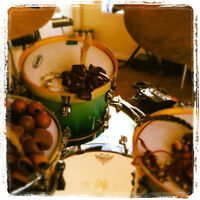 Awesome Drum Lessons, in person or online.