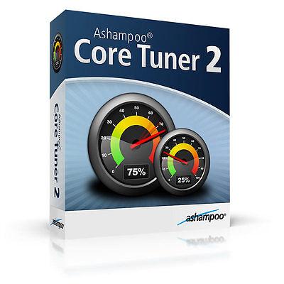 Ashampoo Core Tuner 2 deutsche Vollversion ESD Download