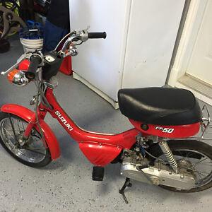 Suzuki fa50 / modèle rare / pas papier