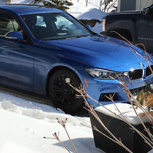 "BMW 18"" performance winter tire+rim package, brand new condition St. John's Newfoundland image 2"