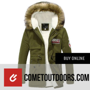 2018 WOOL LINNER MEN WINTER JACKET