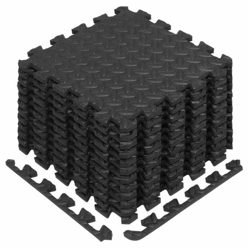 exercise floor mat fitness foam mats tiles