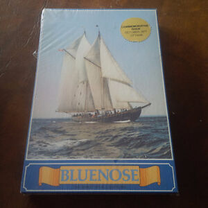 Bluenose Game, 1977, Complete