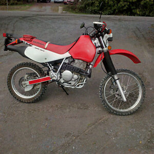 REDUCED - 2008 Honda XR650L Street Legal Dual Sport Ready To Go!