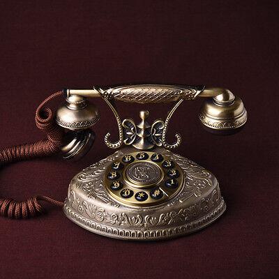 1936 Versailles Palace  metal retro Antique phone Vintage corded telephone F068