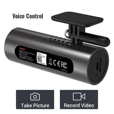 70mai 1S 1080P Smart Dash Cam WiFi Car DVR Night Vision Voice Control G-sensor