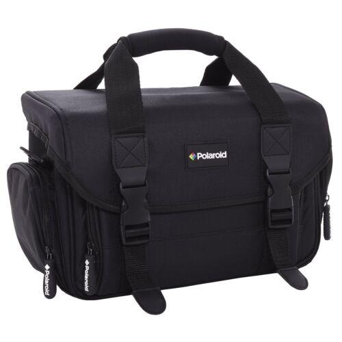SLR Camera Bag with Dividers Removable Shoulder Strap Carryi