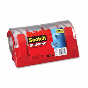 Save over 30% on brand new sctoch heavy duty packaging tape