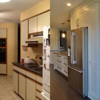 35 YRS OF QUALITY KITCHEN CABINETS