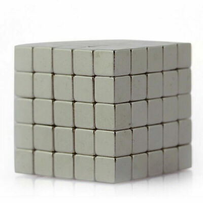 10x Neodymium Block Square Magnet 10x10x10mm N52 Big Strong Rare Earth Magnets