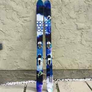 Alpine Powder Skis
