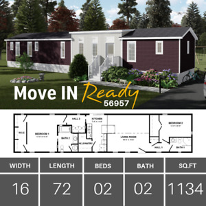 Move-in Ready KENT Mini Homes >> Modern and Classic