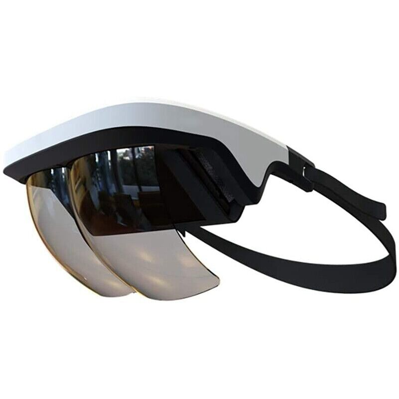 AR Headset, Smart AR Glasses 3D Video Augmented Reality VR Headset Glasses f z1s