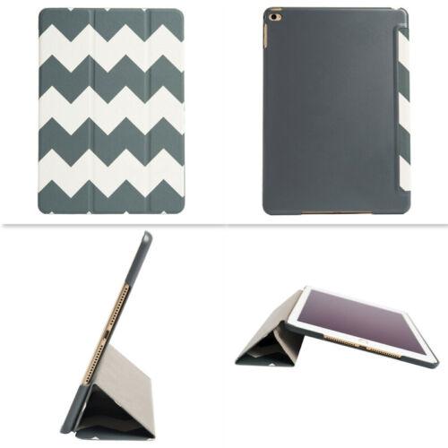 Agent18+FlipShield+iPad+Air+1%262+Tablet+Case+Cover+-+Grey+Chevron