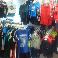 KIDS BRANDED CLOTHING SALE - up to 70% off!!!