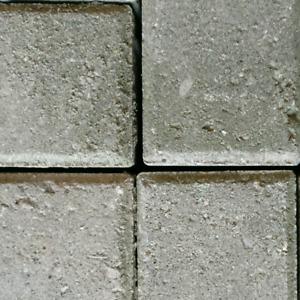 "Unilock 4x8"" interlocking paver bricks"