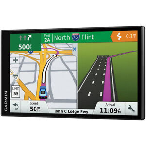 GARMIN DRIVESMART 61 LMT-S  GPS LARGE 7 INCH DISPLAY LIKE NEW