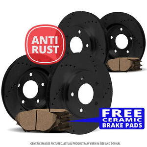 Mazda 5 2006-2013 Front & Rear Brake pads and Rotor for $120