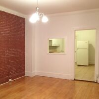 The Search is Over!  Ground floor apt. in Verdun with parking!