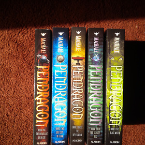 Pendragron Books New Book One to Book Five