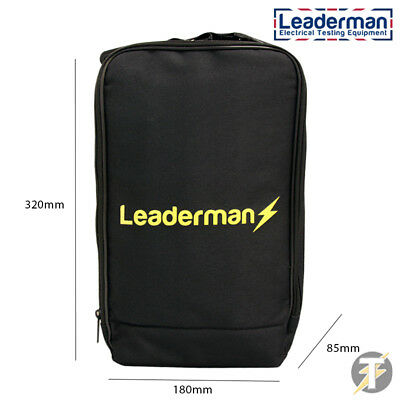 Ldmc115 Carry Case For Electrical Testing Equipment Kits Leads And Accessories