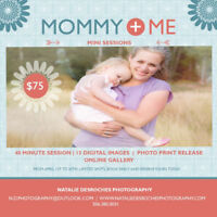 Mommy and me special for April