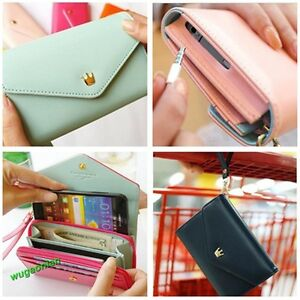Fashion-Multi-propose-envelope-Purse-Wallet-For-Galaxy-S2-S3-iphone4-4S-7colors