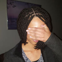 Briads/ sew in/ protective styles