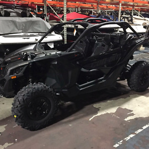 Maverick X3 2017 turbo