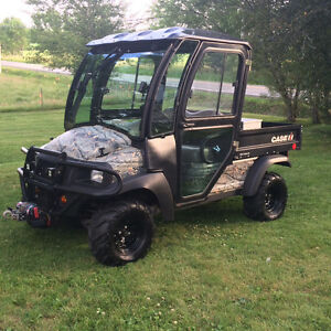 CASE SCOUT XL DIESEL UTILITY VEHICLE (perfect for any farm)