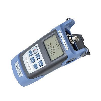 Fiber Optic Power Meter Tool Optical Tester Scfc Adapters -70 To 10nm