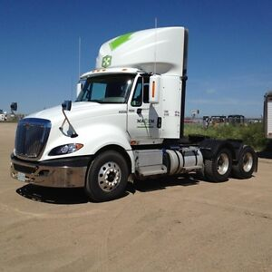 2015 International ProStar +122, Used Day Cab Tractor