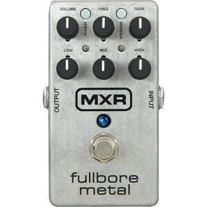 Distortion MXR Fullbore Metal