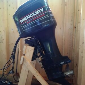 225 HP Mercury outboard