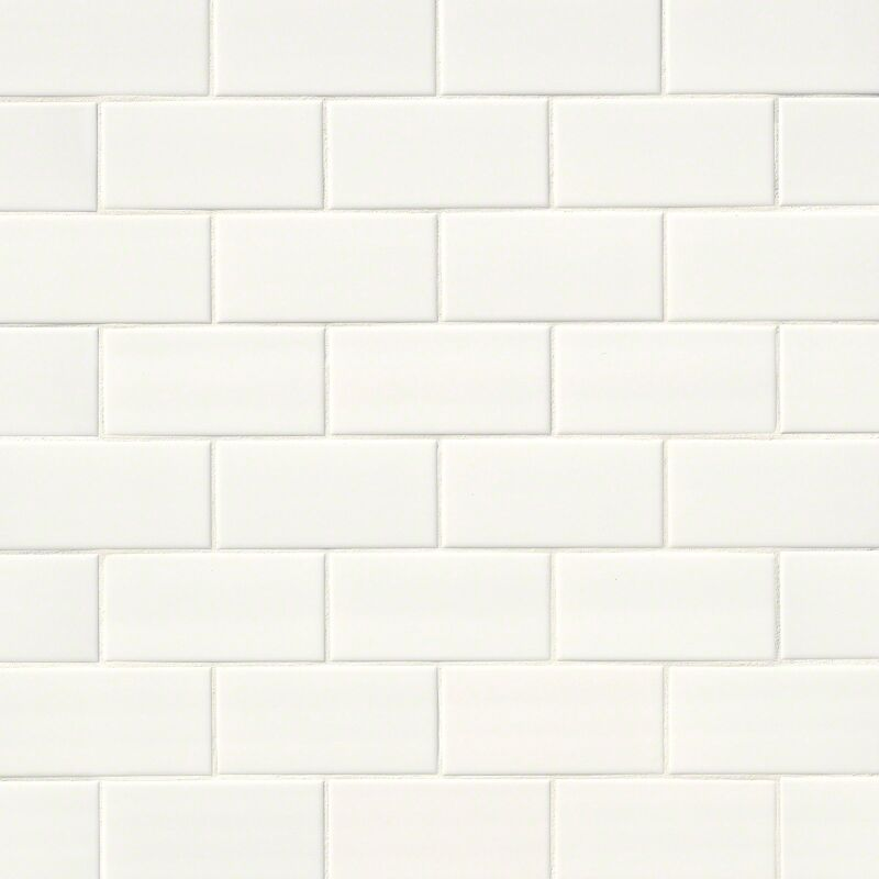 Gloss White Subway Tile - Special Buy - $2.29 SF | Floors & Walls ...