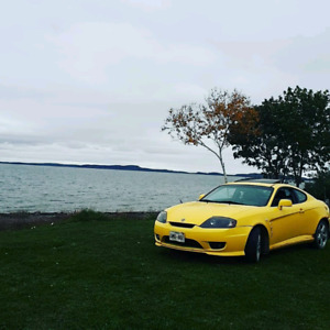 2005 tiburon 2.7 high output