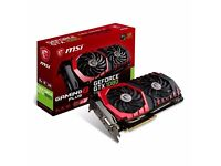 1080 GTX Msi Gaming X wanted