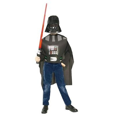 Kinder Kostüm Darth Vader Star Wars Cape - Star Wars Darth Vader Kind Kostüme