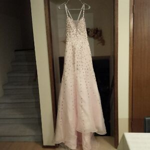 NEW Stunning Blush Pink Gown / Dress