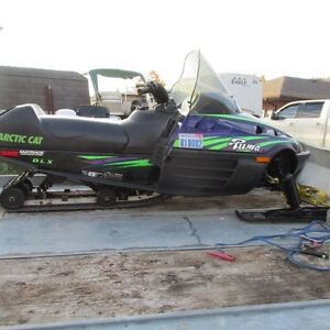 1997 Arctic Cat PUMA 340DLX WAS SOLD GUY NEVER SHOWED!!!
