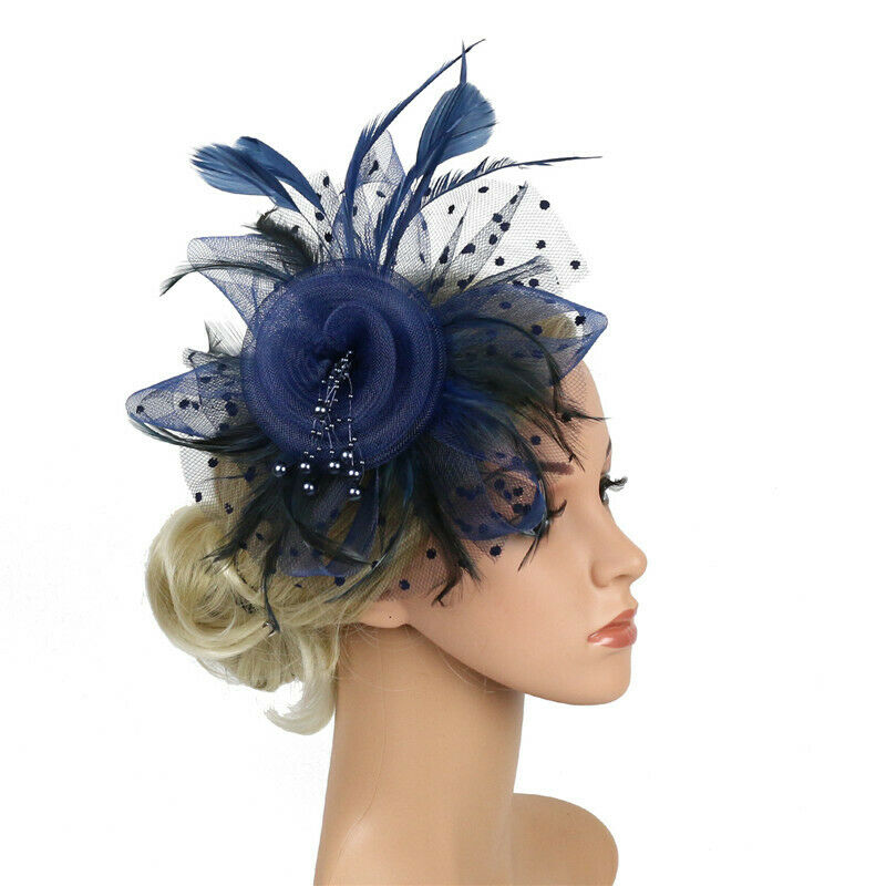 Women Fascinator Hat Ladies
