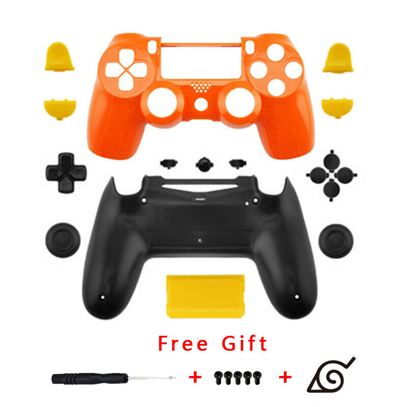 Naruto PS4 Slim Controller Shell Case Mod Kit Casing