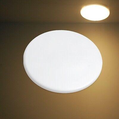 12V Warmweiß LED Deckenlampe Wohnmobil Wohnwagen Innenraumleuchte Beleuchtung
