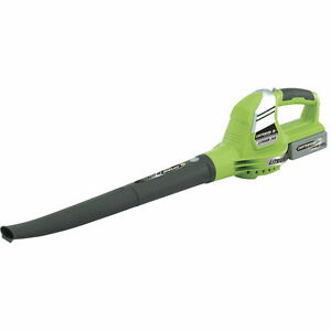 Earthwise 24V Lithium-Ion Cordless Leaf Blower, New