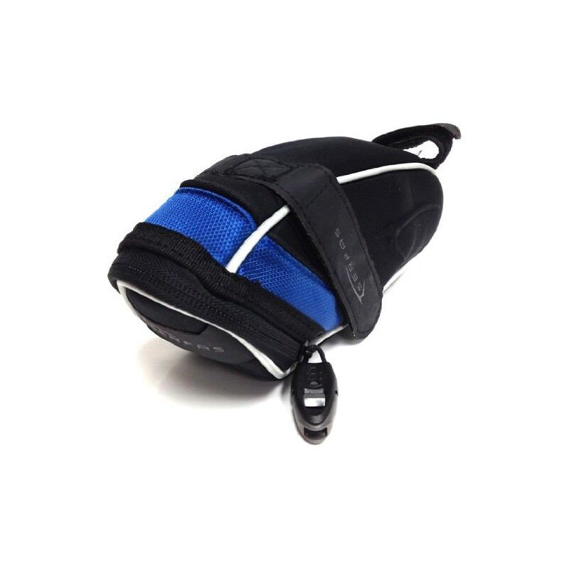 NEW SERFAS Survival Small Saddle Bag- Under Seat Bicycle bag