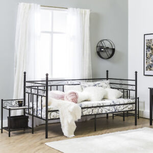 Daybed for Sale, Box Spring Mattress Included